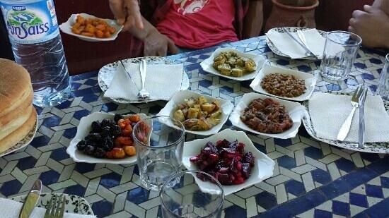 Restaurant Sekaya : Starter before lunch