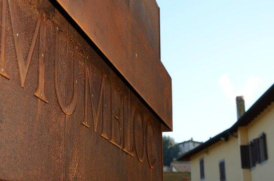 MuMeLoc - Museo della Memoria Locale : ingresso del Museo