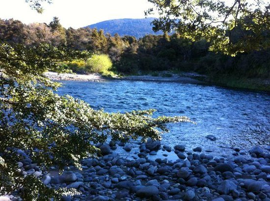 River Birches Lodge: The Tongariro