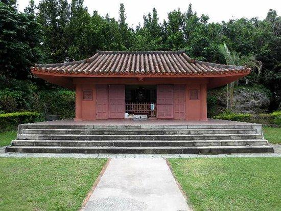 Kume Shiseibyo: 4 大成殿外観