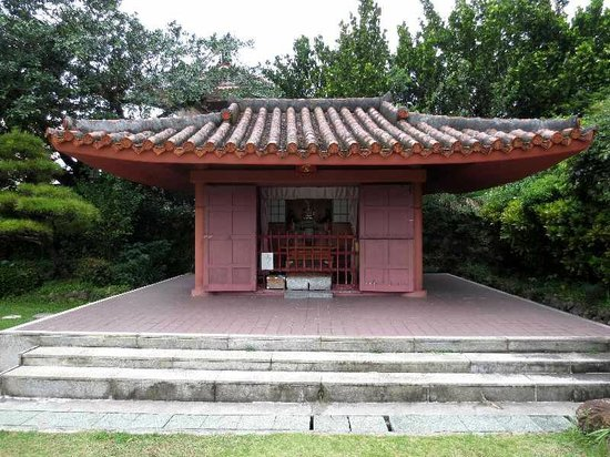 Kume Shiseibyo: 6 天妃宮外観