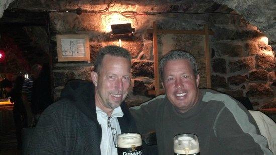 Kyteler's Inn : Brothers in Cave