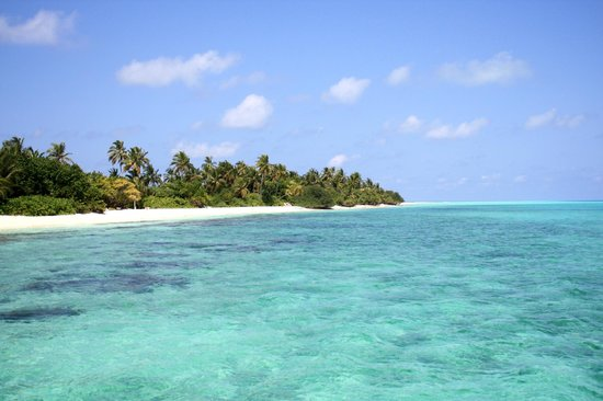 Kuramathi Island Resort: Ein Traum