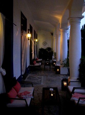 Horta da Moura - Hotel Rural: Bar / Terrace
