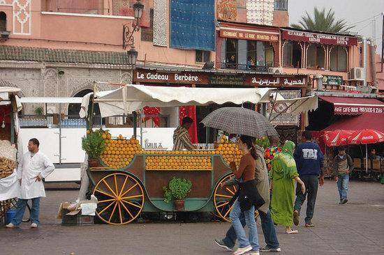 Merzouga Tours: Marrakech