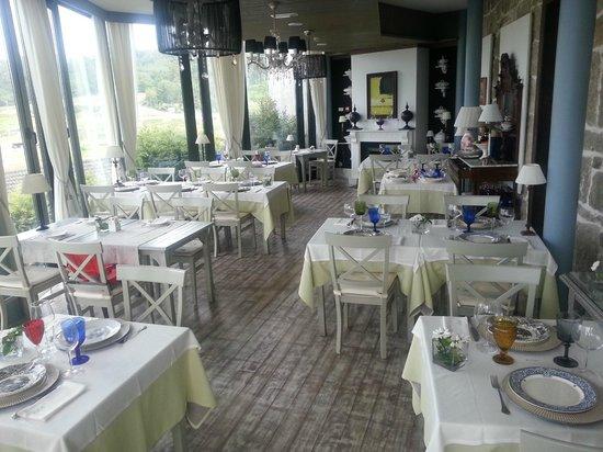 Restaurante Quinta de San Amaro: Restaurante