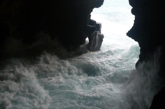 Hercules Cave : Grottes d'Hercule
