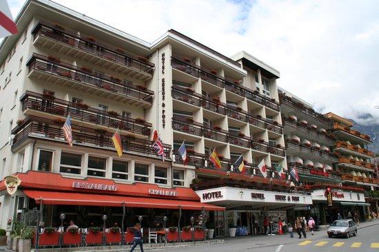 Hotel Kreuz & Post: Het hotel