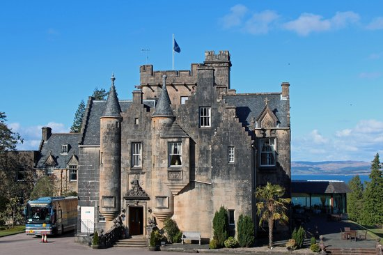 Stonefield Castle Hotel: The hotel