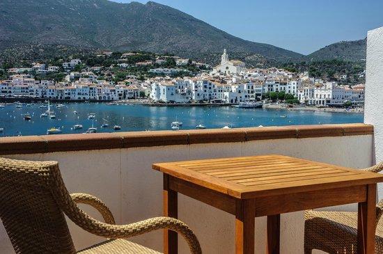 Hotel Playa Sol : Vistas de habitación vista mar