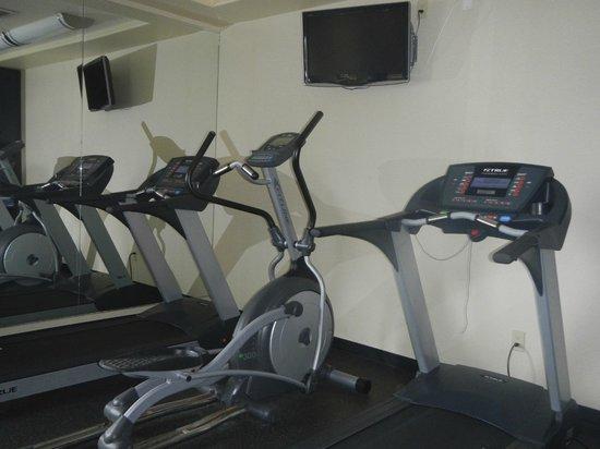 Holiday Inn Hotel & Suites Lloydminster : Fitness Centre