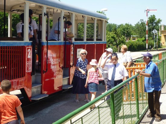 Children's Railway, Budapest: Glorious travel aided by kids no less!