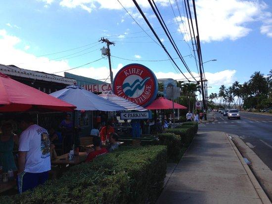 Kihei Caffe Cafe Maui Hawaii