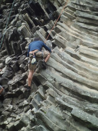 Panama Rock Climbing: Boquete Rock Climbing