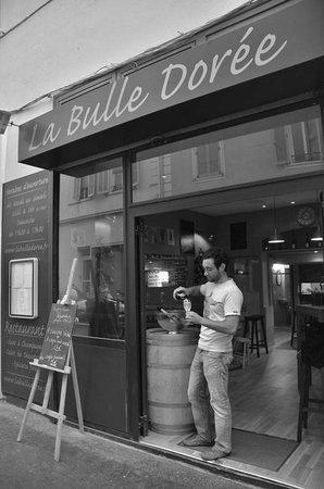 La bulle doree: La Bulle Dorée