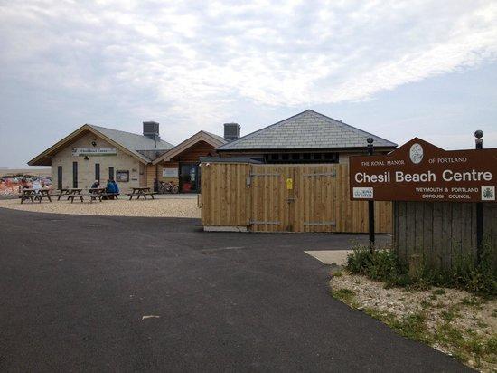 Chesil Beach Centre (with Taste Cafe)