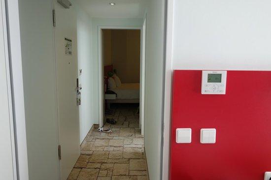 Ibis Styles Karlsruhe Ettlingen : Familienzimmer