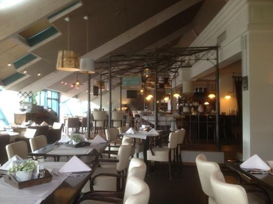 Best Western Hotel Nobis Asten: het restaurant, brasserie