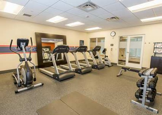 Hampton Inn Presque Isle: Fitness Center