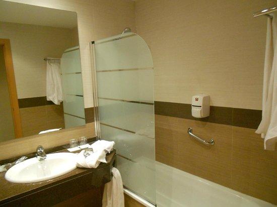Hotel Bahia de Almunecar: Baño