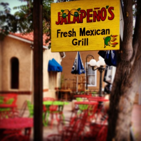Jalapeno's : Store Front