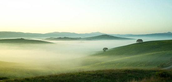 Agriturismo Il Rigo: La mattina