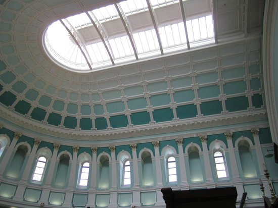 National Library of Ireland: The Inner Dome