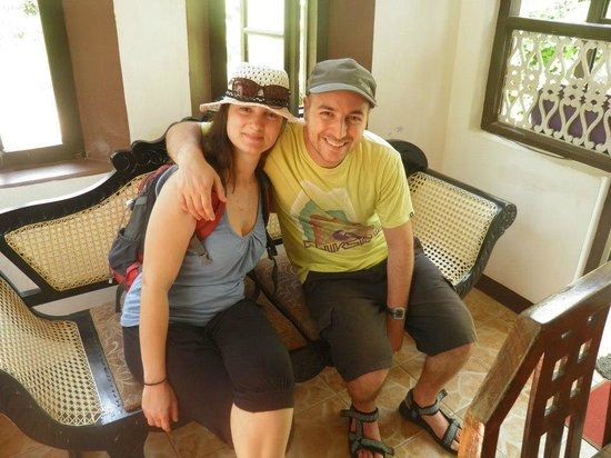 Home Stay Strand: Eyal & Inna David
