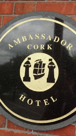 Ambassador Hotel & Health Club Cork : Sign