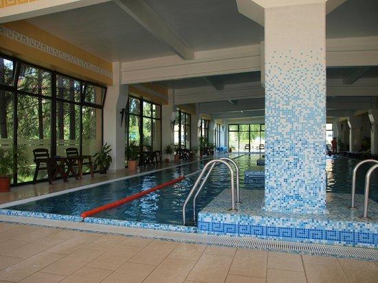 Septimia Hotel : the inside pool