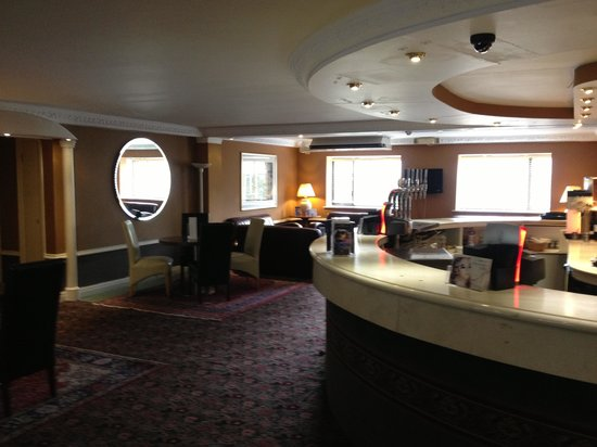 BEST WESTERN Hotel Smokies Park: Bar area