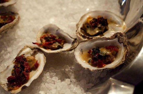 Old salt oyster bar