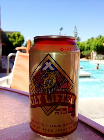 3 Palms Hotel: My refreshment....