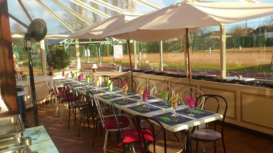 Garden Tennis Restaurant