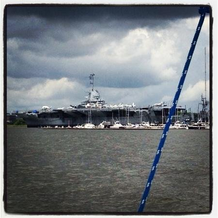 Naval Museum We Passed On Our Visit Picture Of Charleston Sailing
