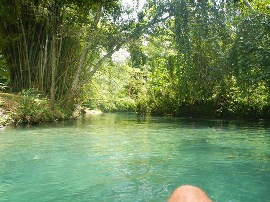 Beaches Ocho Rios Resort & Golf Club: River rafting tour