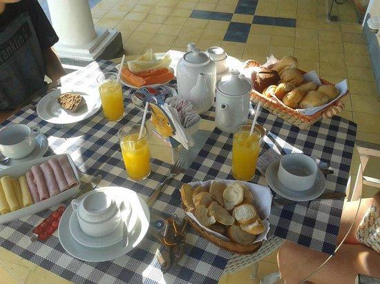 Casagrande Hotel Boutique: desayuno