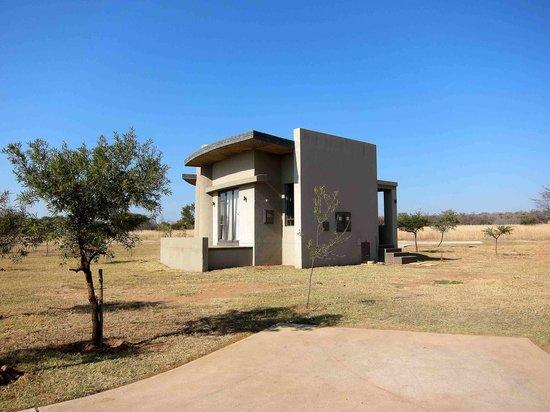 "Legend Golf and Safari Resort: a ""house""/room"