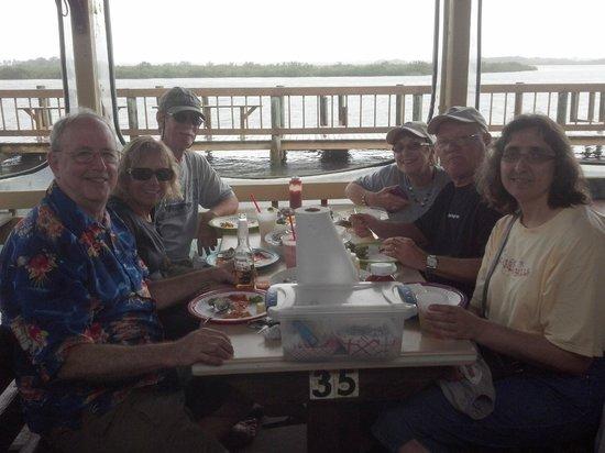 Jb S Fish Camp And Restaurant New Smyrna Beach Fl