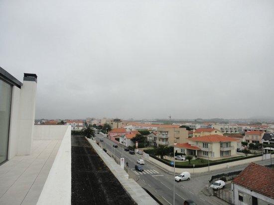 Hotel Torre Mar : Vista do Terraço