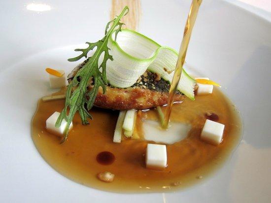 Martin Berasategui: Le foie gras rôti