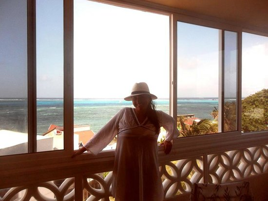 Apartamentos Commodore Bay Club: vista