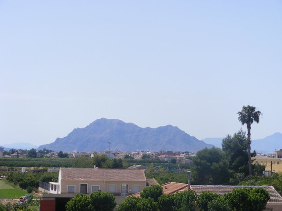 Formentera del Segura, España: View from the balcony