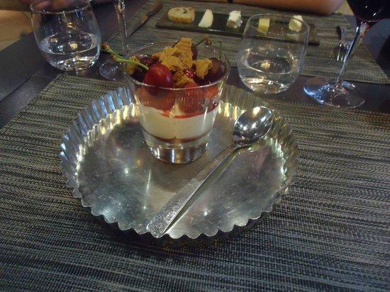 La cabotte : dessert
