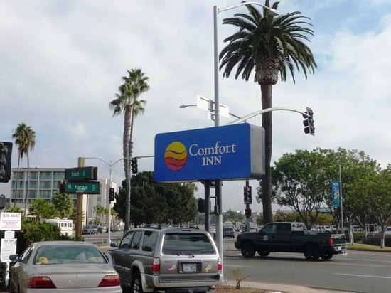 Comfort Inn At The Harbor: Comfort Inn Hotel