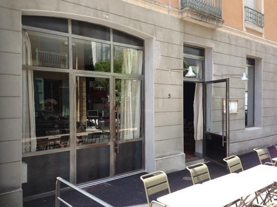 Le 5 chevalier romans sur is re restaurant avis num ro de t l phone photos tripadvisor - Chambres d hotes romans sur isere ...