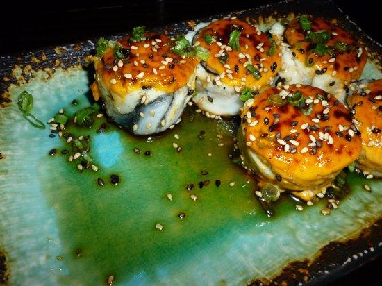 Dragonfly: Dragon Fly sushi