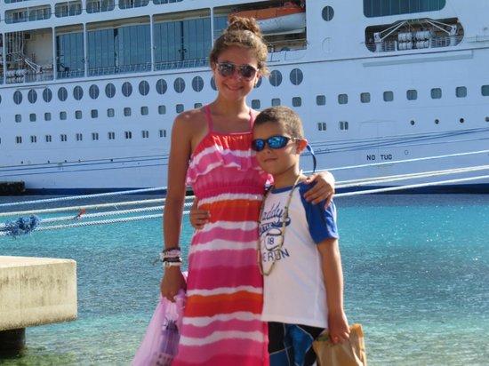 Bonaire Windsurf Place : Puerto de Bonaire