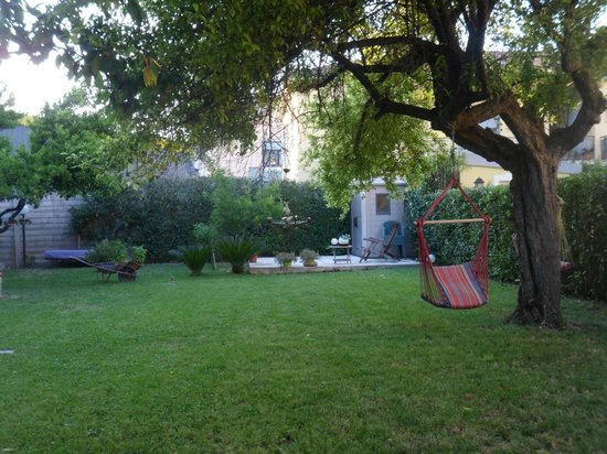 B&B Villa Grace: giardino