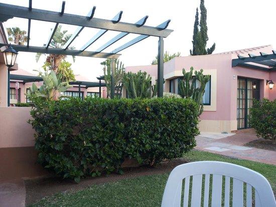 Hotel Dunas Suites and Villas Resort: Aussicht von der Terrasse